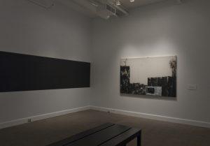 Vue de l'exposition Fin de siècle à Langage Plus, 2012